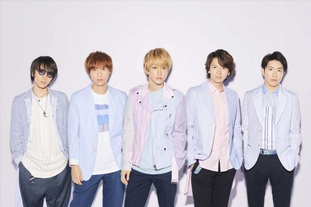 ニューシングル「ひとりにしないよ」をリリースする関ジャニ∞の画像