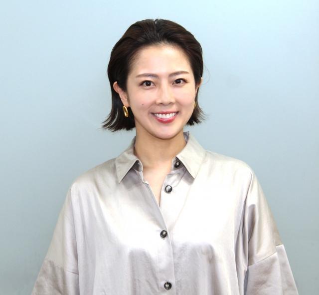 リーディング演劇「『スマコ』~それでも彼女は舞台に立つ~」に出演する大和田美帆 (C)ORICON NewS inc.の画像