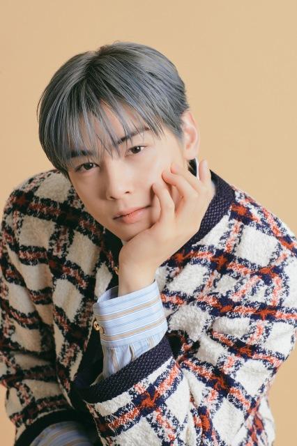 ASTRO・チャウヌ(C) Mnet Japan/ photo by Kyutai Shim (STUDIO HARU)の画像