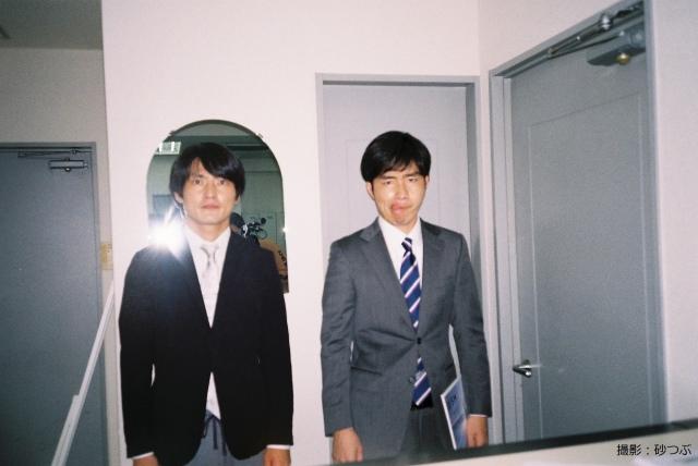 ジャルジャルが『オールナイトニッポンX』週替りパーソナリティーを担当(撮影:砂つぶ)の画像