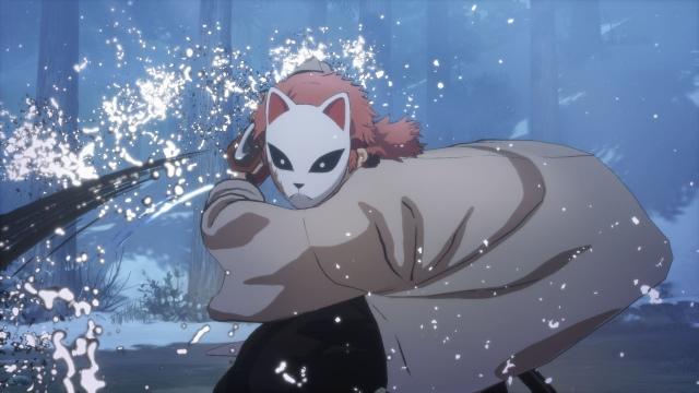 ゲーム『鬼滅の刃 ヒノカミ血風譚』のプレイ画像公開の画像