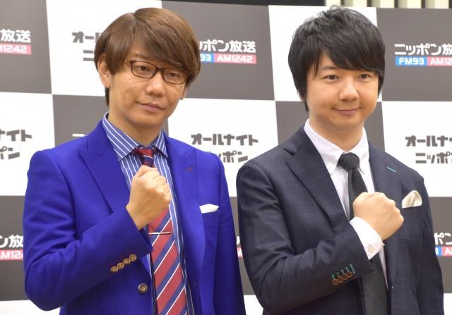 三四郎(左から)小宮浩信、相田周二 (C)ORICON NewS inc.の画像
