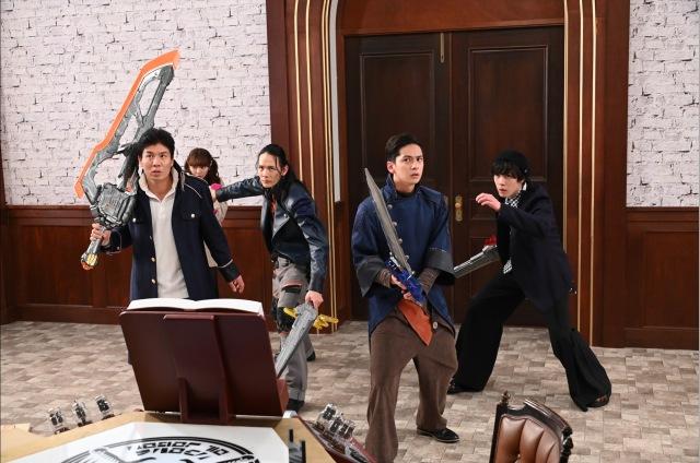 『仮面ライダーセイバー』第32章より(C)2020 石森プロ・テレビ朝日・ADK EM・東映の画像