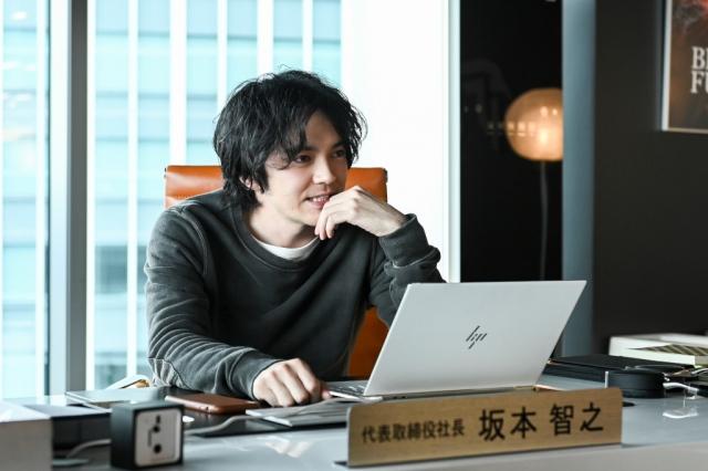 『ドラゴン桜』に出演する林遣都 (C)TBSの画像
