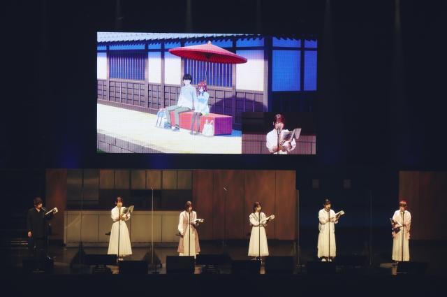 「五等分の花嫁∬ SPECIAL EVENT 2021 in 中野サンプラザ」の様子の画像