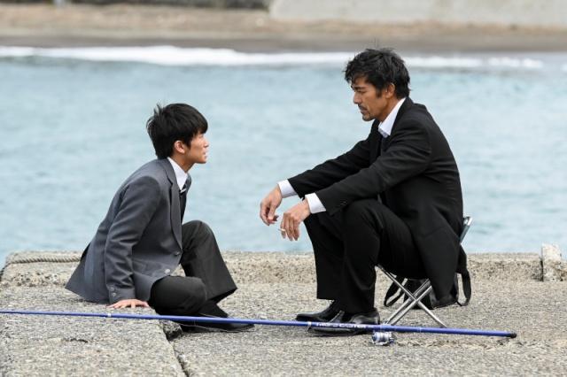 阿部寛が主演を務める日曜劇場『ドラゴン桜』 (C)TBSの画像