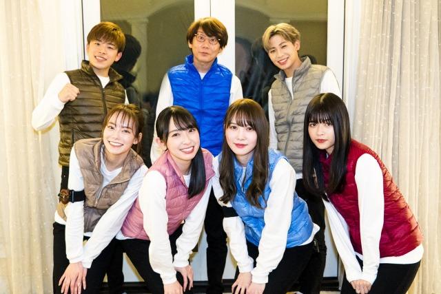 新番組『ビビらせ邸』がスタート (C)テレビ朝日の画像
