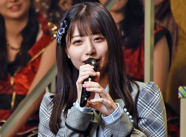 AKB48・鈴木優香 (C)ORICON NewS inc.の画像