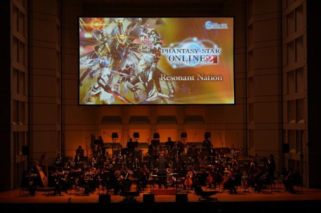 『ファンタシースターオンライン』シリーズ20周年記念コンサート「シンパシー2021」の画像
