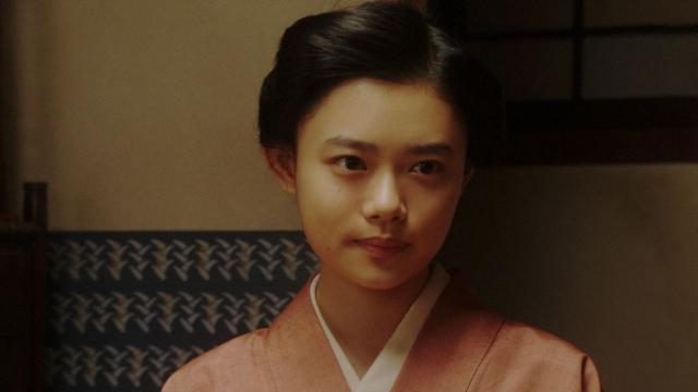 1年前の千代(杉咲花)=連続テレビ小説『おちょやん』第21週・第103回より (C)NHKの画像