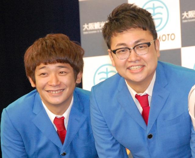 銀シャリ(左から)鰻和弘、橋本直(C)ORICON NewS inc.の画像