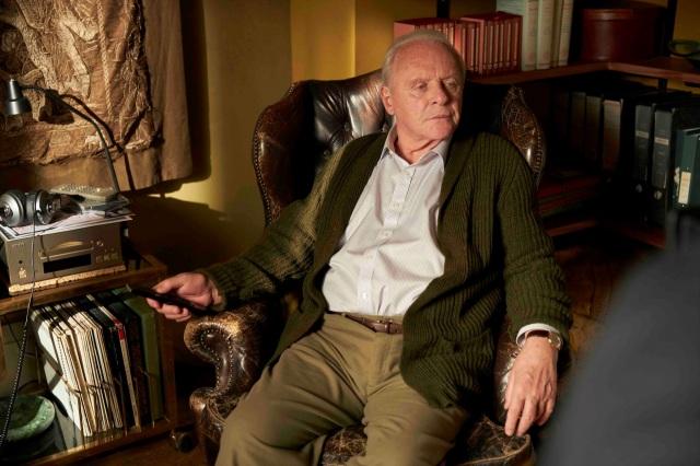 『第93回アカデミー賞』映画『ファーザー』で主演男優賞を受賞したアンソニー・ホプキンスの画像