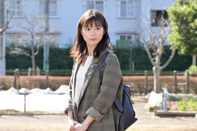 ドラマ『半径5メートル』で主演を務める芳根京子(C)NHKの画像