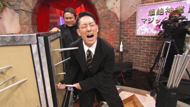 NHK総合で放送される『マジックバトル 春の陣』より(C)NHKの画像