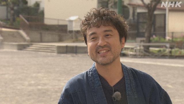 29日放送の『インタビュー ここから』に出演するムロツヨシ(C)NHK の画像