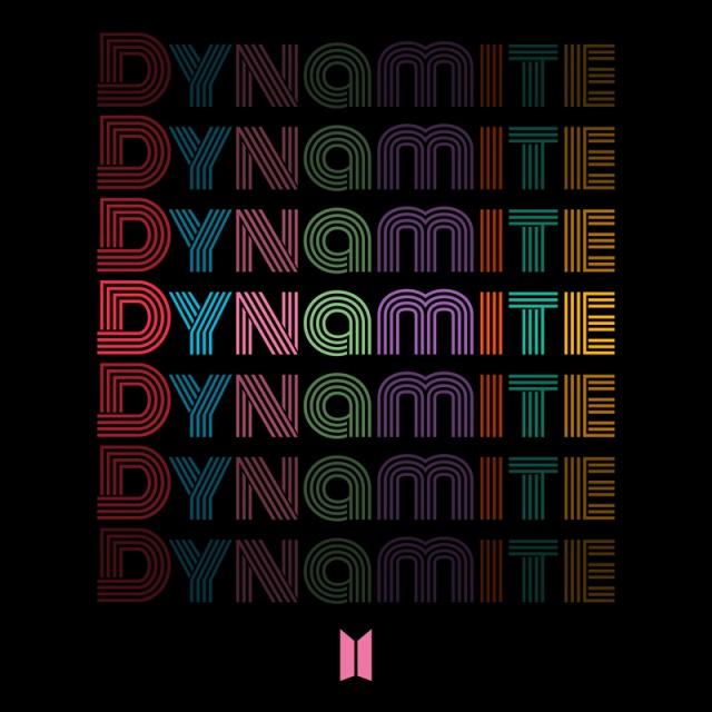 BTS「Dynamite」(Big Hit Entertainment/2020年8月21日配信開始)の画像