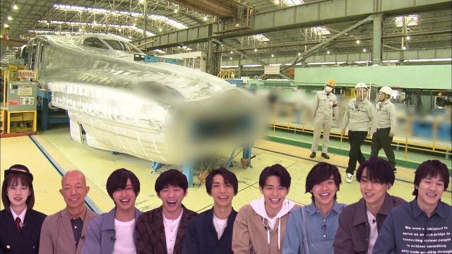 5月9日放送の『ウラ撮れちゃいました』に出演する弘中綾香アナ、小峠英二、IMPACTors (C)テレビ朝日の画像