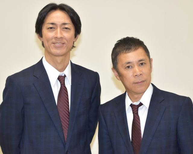 ナインティナイン(左から)矢部浩之、岡村隆史(C)ORICON NewS inc.の画像