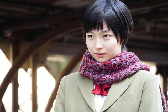 娘役に抜てきされた中田乃愛=映画『マイ・ダディ』9月23日公開 (C)2021「マイ・ダディ」製作委員会の画像