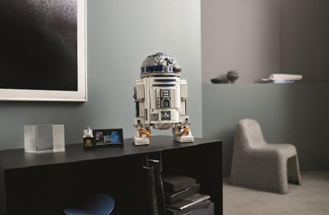 『レゴ スター・ウォーズ R2-D2』の画像