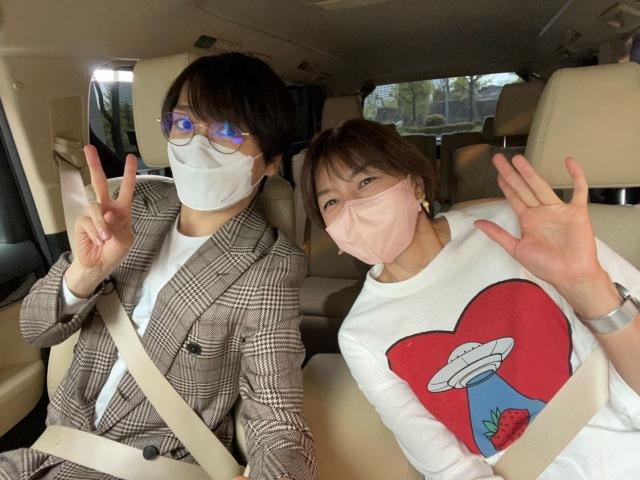 研音公式YouTubeチャンネル『Ken Net Channel』で山崎育三郎と山口智子がドライブトークの画像