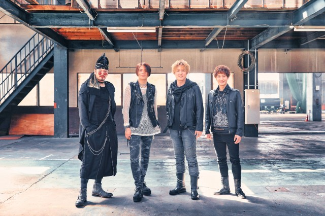 映画『スーパー戦闘 純烈ジャー』(9月10日公開)の主題歌「NEW(入浴)YORK」MVが解禁の画像