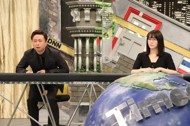 4月30日放送のバラエティー『全力!脱力タイムズ』(C)フジテレビの画像