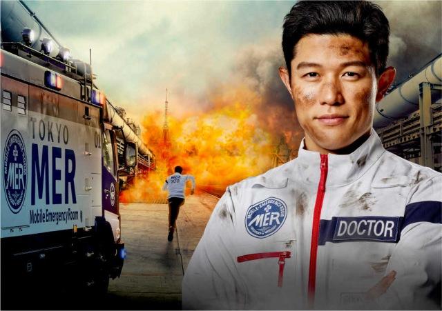 鈴木亮平が主演を務める『TOKYO MER~走る緊急救命室~』 (C)TBSの画像