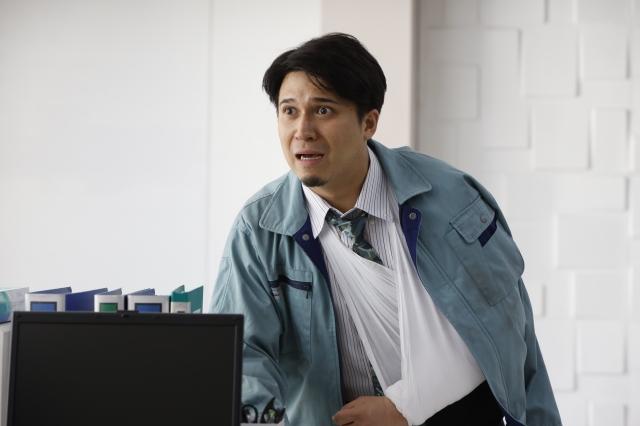 ドラマ『泣くな研修医』に出演する木村昴 (C)テレビ朝日の画像