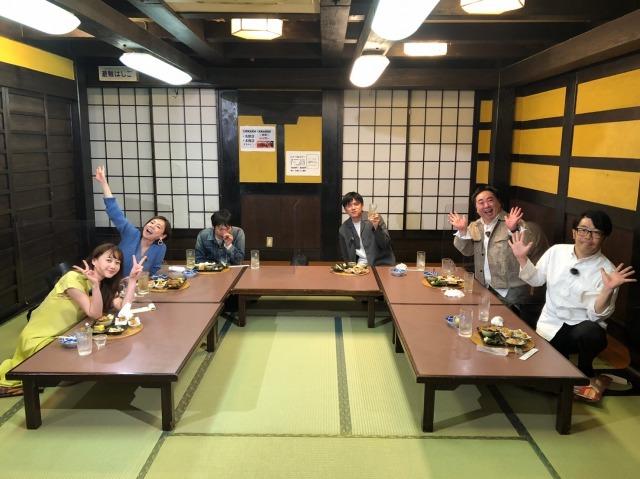 4月30日深夜放送の『千原ジュニアのヘベレケ』(C)東海テレビの画像