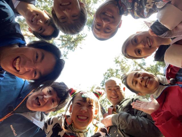 冒険少年メンバーが「あばれる山」に集結 (C)TBSの画像