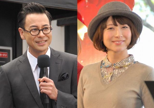 (左から)鈴木浩介、大塚千弘 (C)ORICON NewS inc.の画像