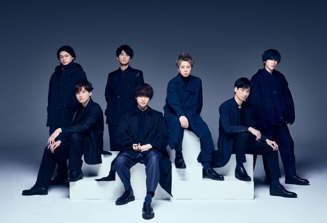 デビュー10周年記念日の8月10日にベストアルバムをリリースするKis-My-Ft2の画像