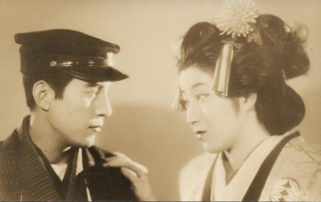 映画史上の名作『瀧の白糸』(最長版・国立映画アーカイブ所蔵)=6月4日、新宿武蔵野館で開催される『第一回カツベン映画祭』で上映