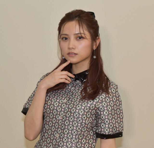 『魔進戦隊キラメイジャー』にヨドンナ役で出演した桃月なしこ (C)ORICON NewS inc.の画像