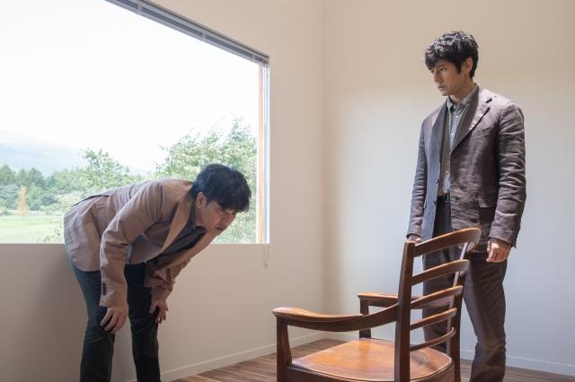 ドラマ『ノースライト』より(C)NHKの画像