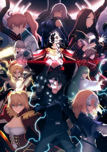 『Fate/Grand Order -終局特異点 冠位時間神殿ソロモン-』のキービジュアルの画像