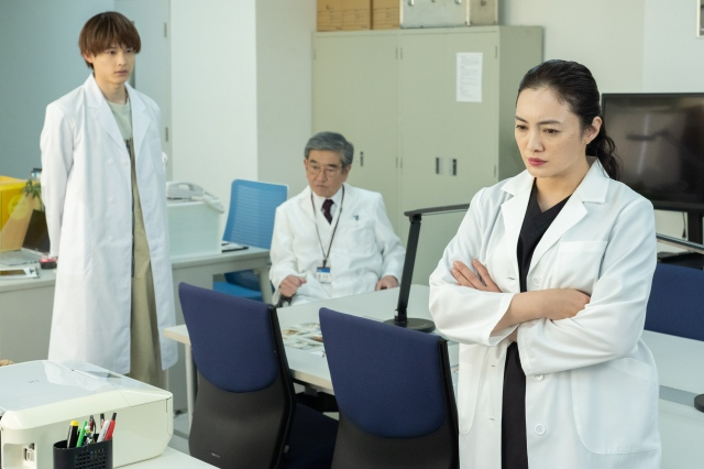 『女王の法医学~屍活師~』の場面カット(C)テレビ東京の画像