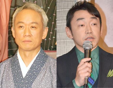 田村正和さんを追悼した(左から)西村まさ彦、石井正則 (C)ORICON NewS inc.の画像