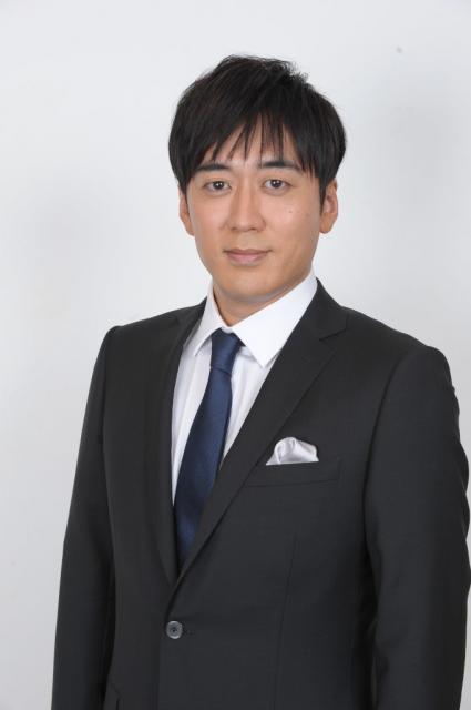 今秋スタートするTBS朝の新情報番組でMCを務めることが決定した安住紳一郎アナウンサー (C)TBSの画像