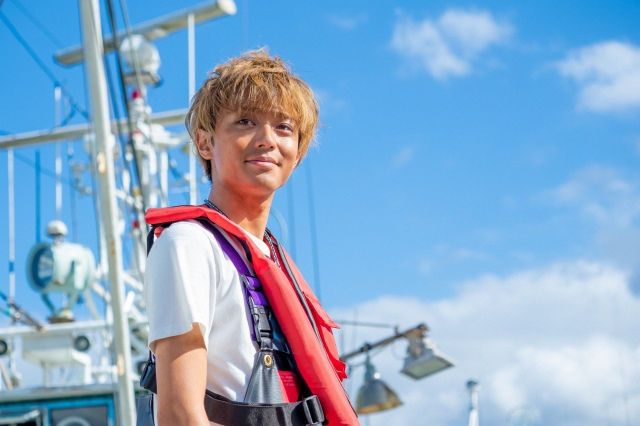 『おかえりモネ』で及川亮役を演じる永瀬廉(C)NHKの画像
