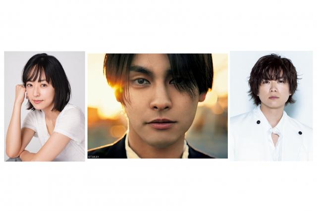 土曜ドラマ『二月の勝者 –絶対合格の教室-』が10月放送決定(左から)井上真央、柳楽優弥、加藤シゲアキの画像