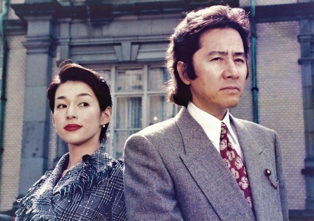 BSフジ、田村正和さん追悼で『総理と呼ばないで』放送(C)共同テレビジョンの画像