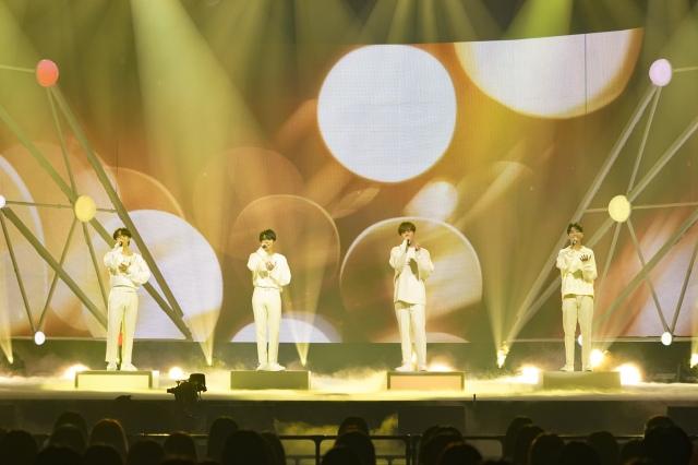 『PRODUCE 101 JAPAN SEASON2』「花束のかわりにメロディーを」チームの画像