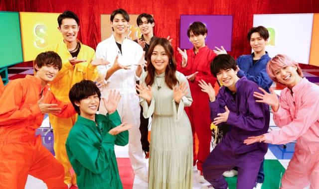 23日放送『それSnow Manにやらせて下さい』に瀧本美織が出演 (C)TBSの画像