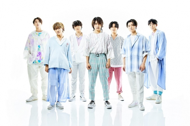 メジャー1stシングル「雨が始まりの合図 / SUMMER様様」、LIVE DVD/Blu-ray『WE ARE ONE』を7月7日にリリースする7ORDERの画像