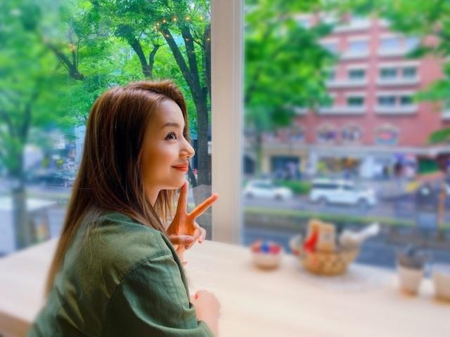 ドラマ『大豆田とわ子と三人の元夫』第6話の衝撃を高橋メアリージュンが回顧(写真はオフィシャルブログより)の画像