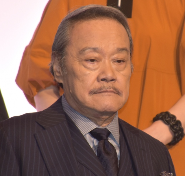 映画『いのちの停車場』の公開記念舞台あいさつに登壇した西田敏行 (C)ORICON NewS inc.の画像