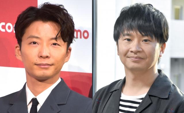 (左から)星野源、若林正恭 (C)ORICON NewS inc.の画像