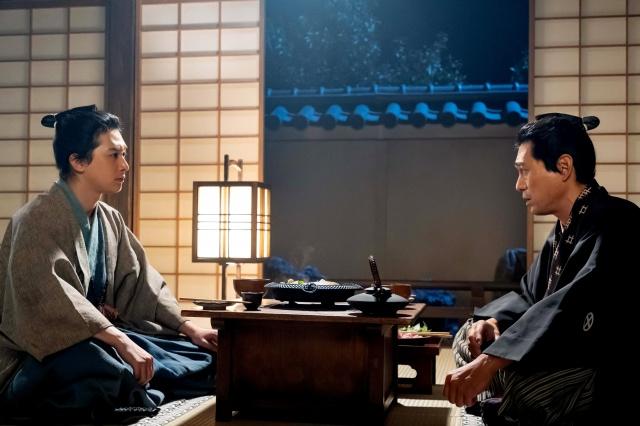 大河ドラマ『青天を衝け』第15回「篤太夫、薩摩潜入」より(C)NHKの画像